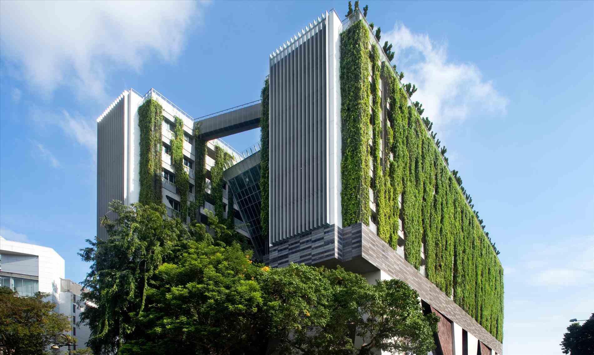 معماری پایدار چیست؟ | هر آنچه در مورد معماری پایدار باید بدانیم | خانه هوشمند زوریل