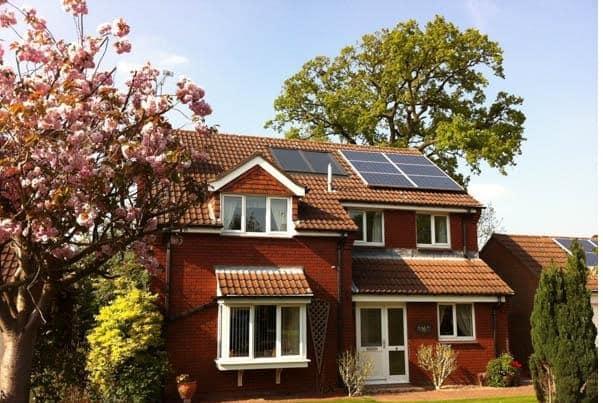 انرژی خورشیدی و معماری سبز در ساختمان