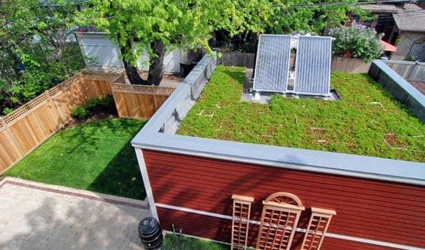 انرزی خورشیدی در ساختمان هوشمند