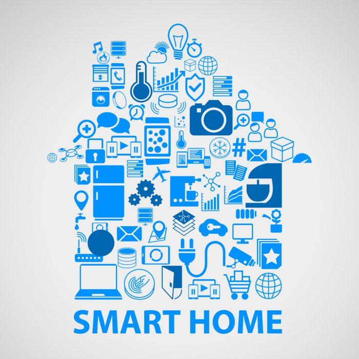 کنترل خانه هوشمند مسکونی با زوریل |