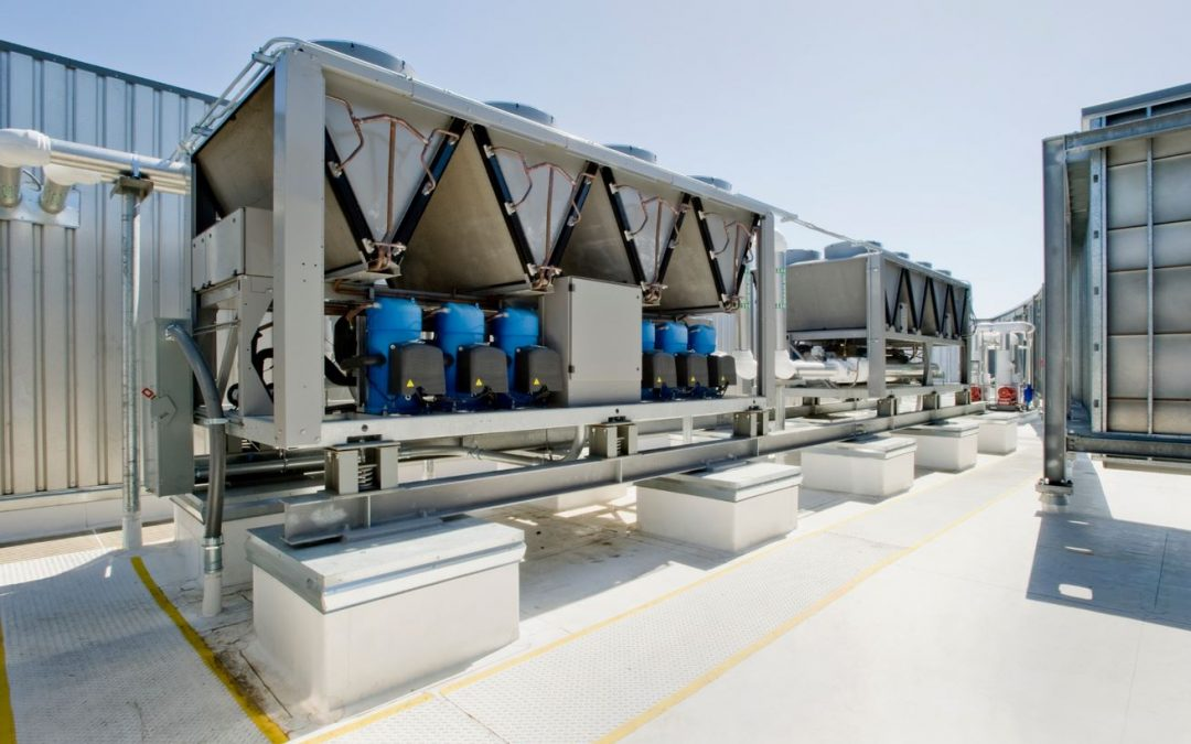 راهکار کنترل ساختمان تجاری BMS - هواساز