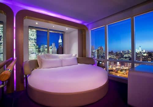 هتل هوشمند نیویورک