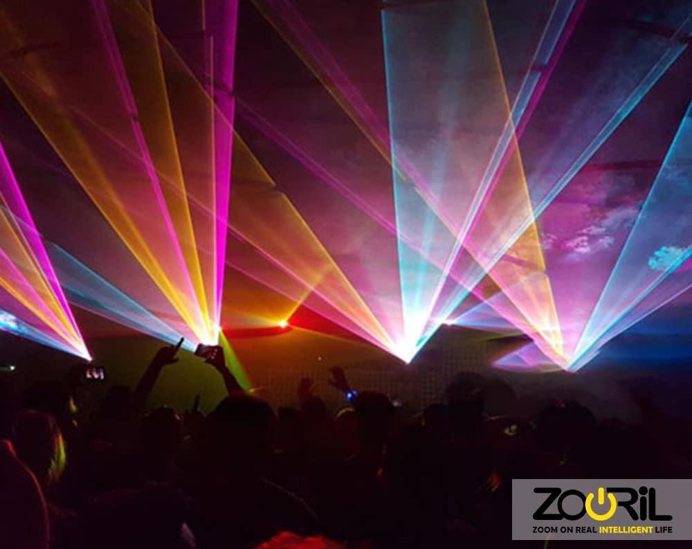 انواع نورپردازی در فضا های مختلف و نورپردازی هوشمند