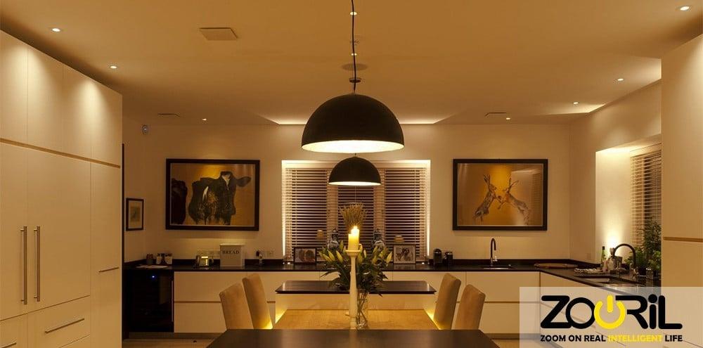 اصول نورپردازی داخلی منزل (بخش ۶) |