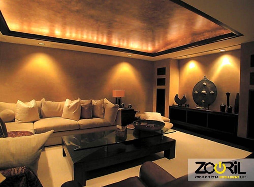 نورپردازی در طراحی ساختمان هوشمند