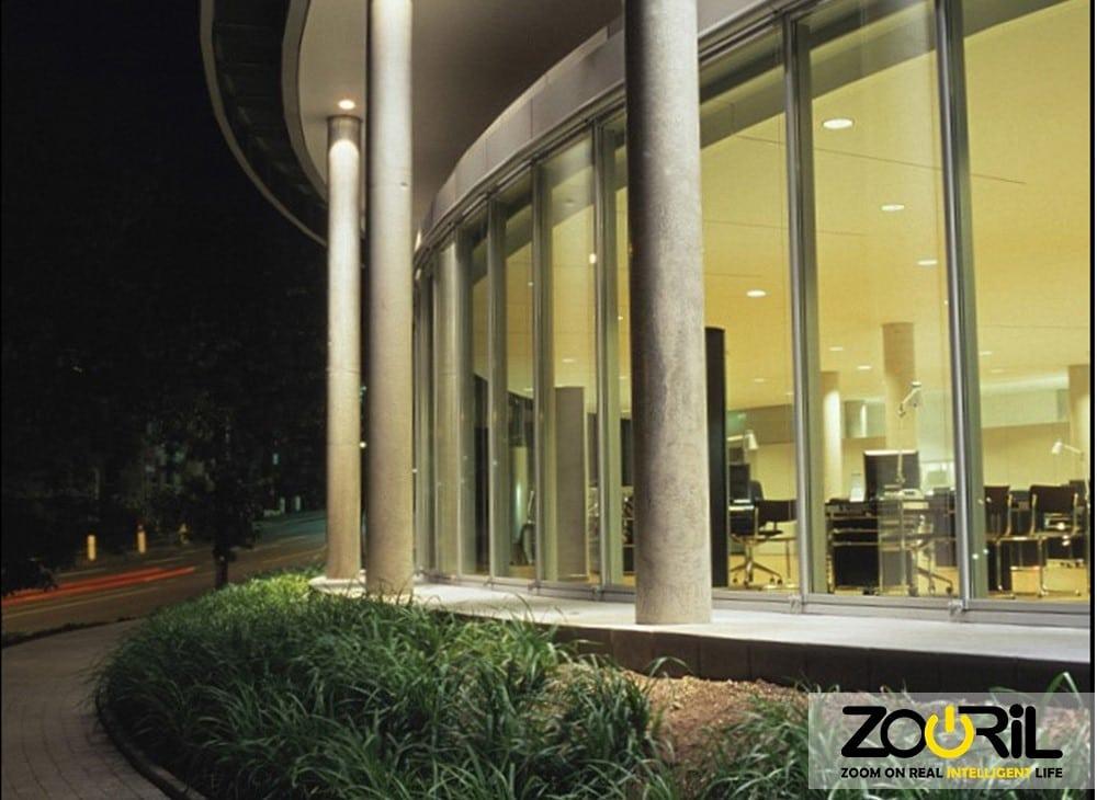 روش های مختلف نورپردازی ساختمان و نورپردازی محوطه