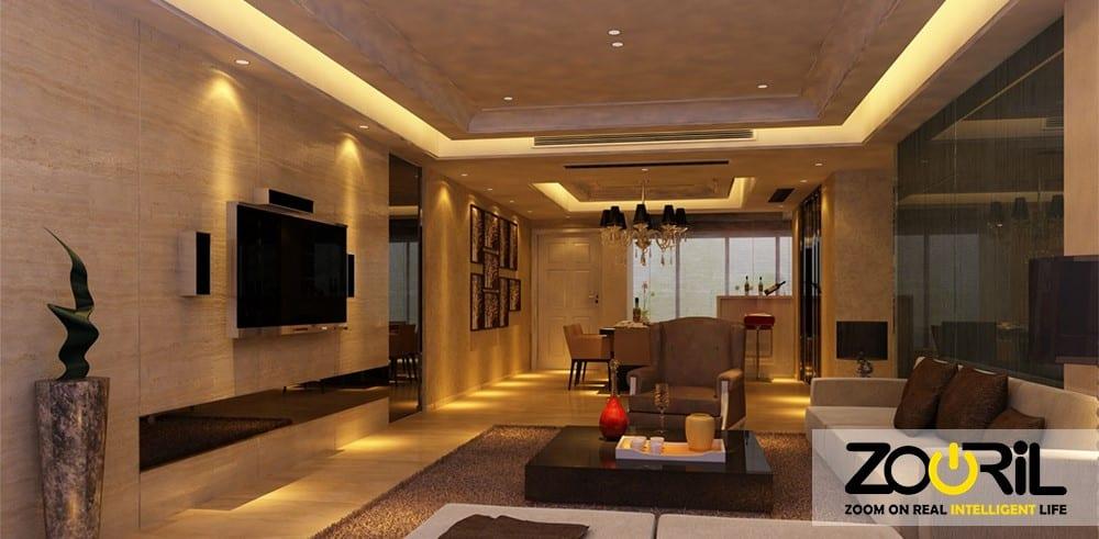 روش های مختلف نورپردازی ساختمان و نورپردازی داخلی