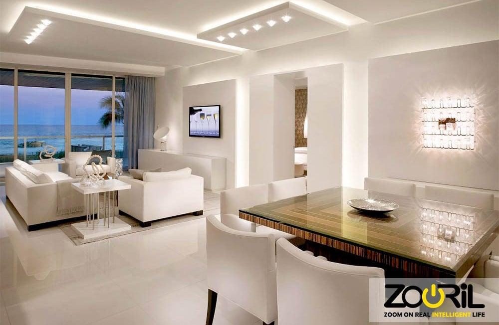 نورپردازی در طراحی ساختمان و اصول نورپردازی ساختمان هوشمند ( بخش ۱ ) |