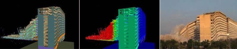 کاربردهای  BIM در مدیریت ساخت با زوریل