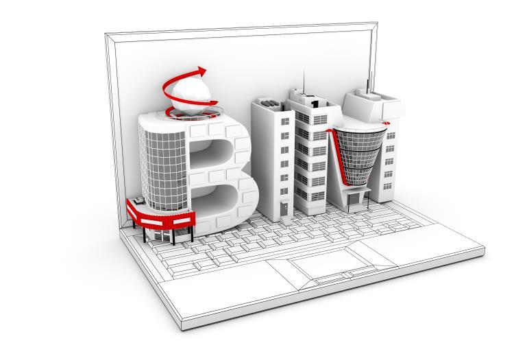 کاربردهای BIM در مدیریت ساخت