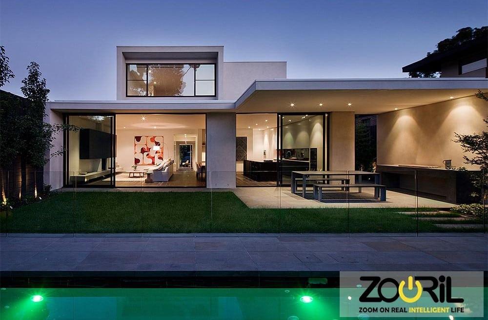 پکیج هوشمند سازی خانه   خانه هوشمند  