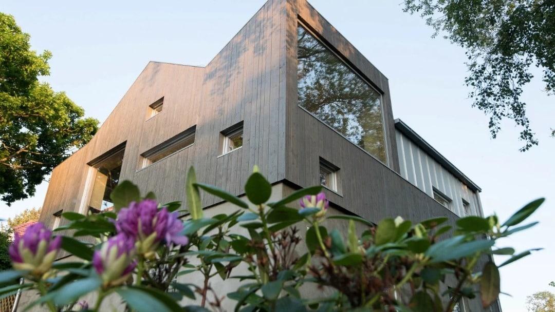 معماری پایدار و عایق کاری
