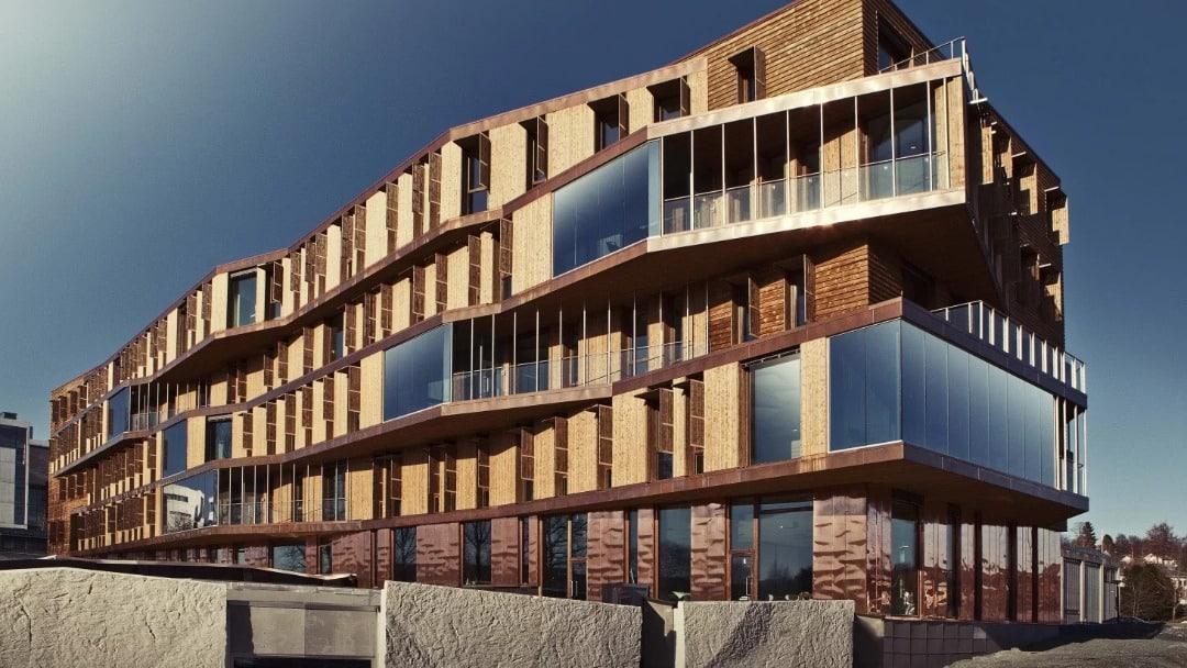 ساختمان های پایدار و نور طبیعی