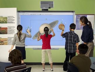 هوشمندسازی مدرسه