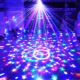 تصویری از نورپردازی ایجاد شده با رقص نور و فلاشر را نمایش می دهد.