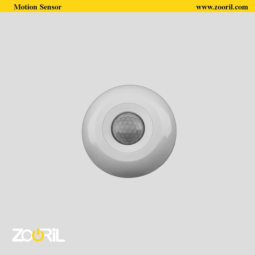 تصویری از سنسور حرکت با برند زوریل را نشان می دهد.